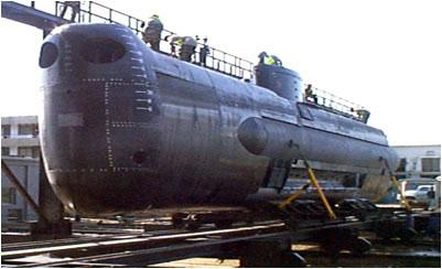 MARINE CUBAINE (Marina de Guerra Revolucionaria) Mini-Submarine