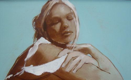 Emma pose pour un peintre Mark_demsteader_leanne_lrg