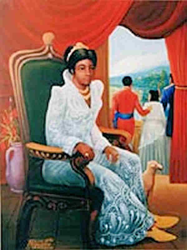 Istwa Fam Vanyan an Haiti Marie_Claire_Felicite_Guillaume_Bonheur