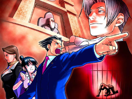 Ace Attorney Sporepedia 2 PhoenixWright-Frikarte