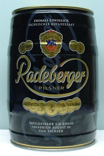 The Google Picture Game Radeberger