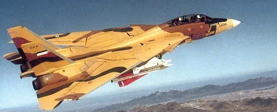من ارشيف حرب الخليج الاولى : اسقاط مقاتله F-14 ايرانيه بواسطه Mig-21 عراقيه عام 1981 Mehr-News-Iranian-Tomcats1