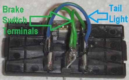 Tail light rewire Bmu.ht1