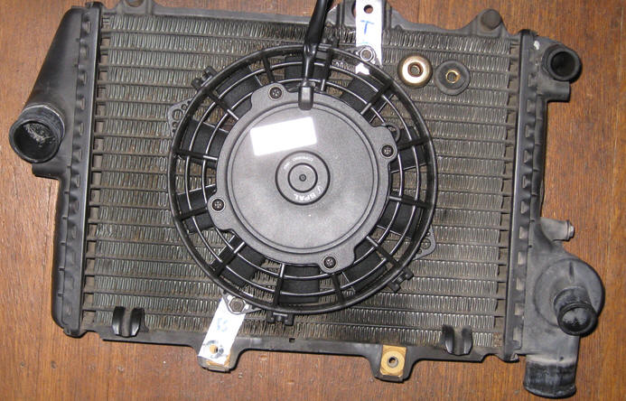 Fan rebuild | Laser cutting service Spalfa2