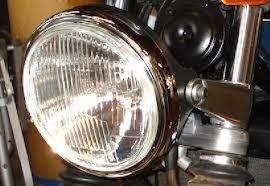 Round headlight swap? Nakedh1