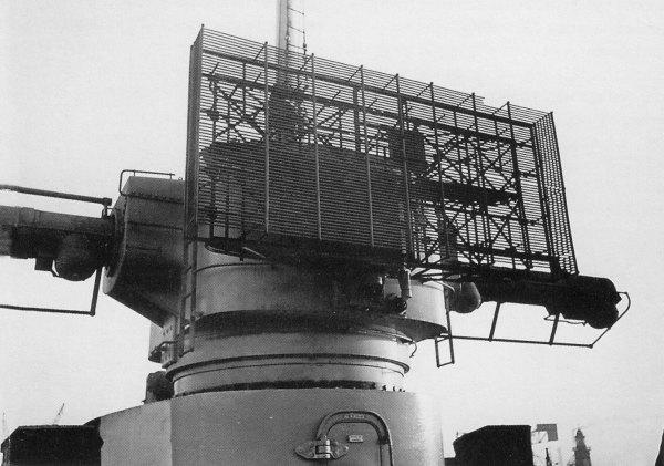 Cuirassé Bismarck au 1/200 - Trumpeter Photo039