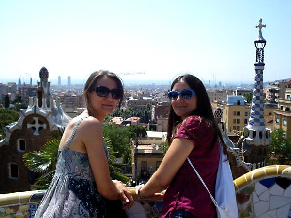 Ana, Marina, Maša, Barcelona... Anaimarina-barcelona