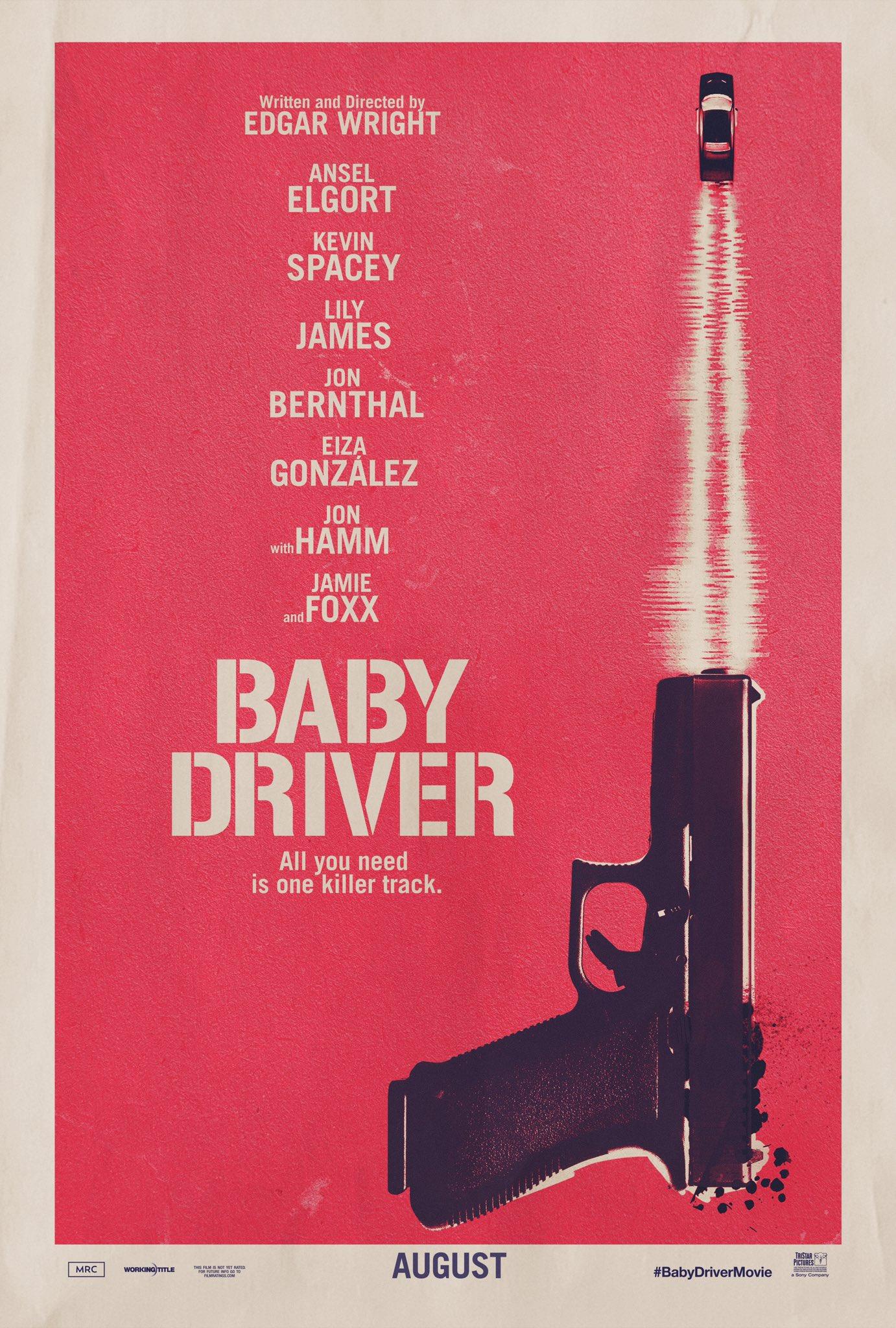Critiques rapides de films - Page 3 Babydriver