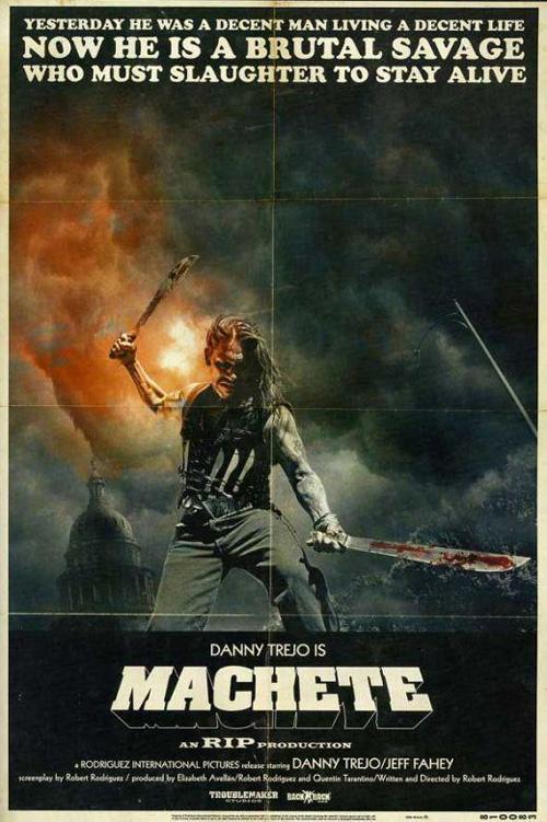 Les sorties de films Cinéma et DVD - Page 4 Machete