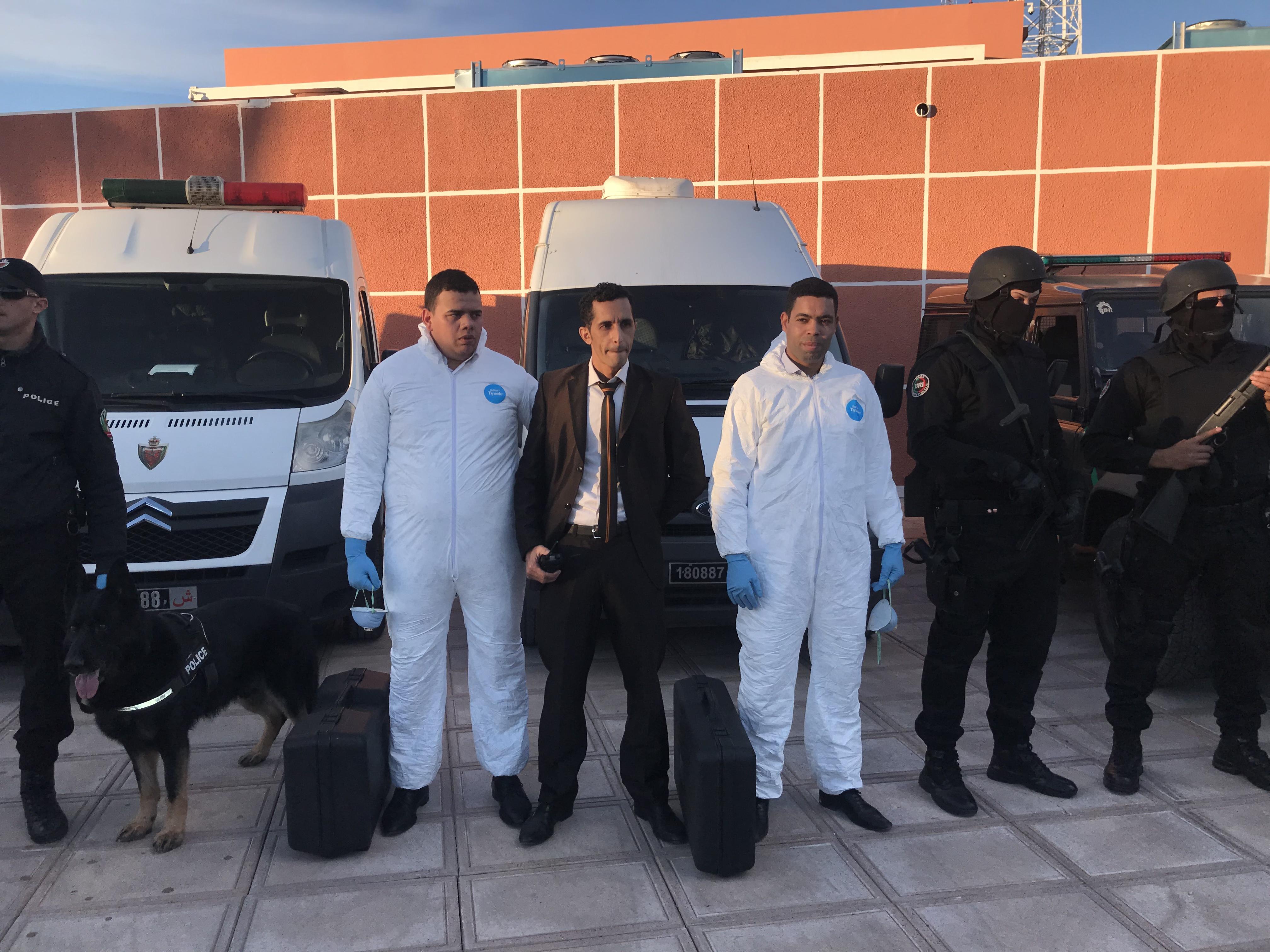 Moroccan Special Forces/Forces spéciales marocaines  :Videos et Photos : BCIJ, Gendarmerie Royale ,  - Page 12 4DCFE34F-D94D-4064-BC46-2CEA9D80725E