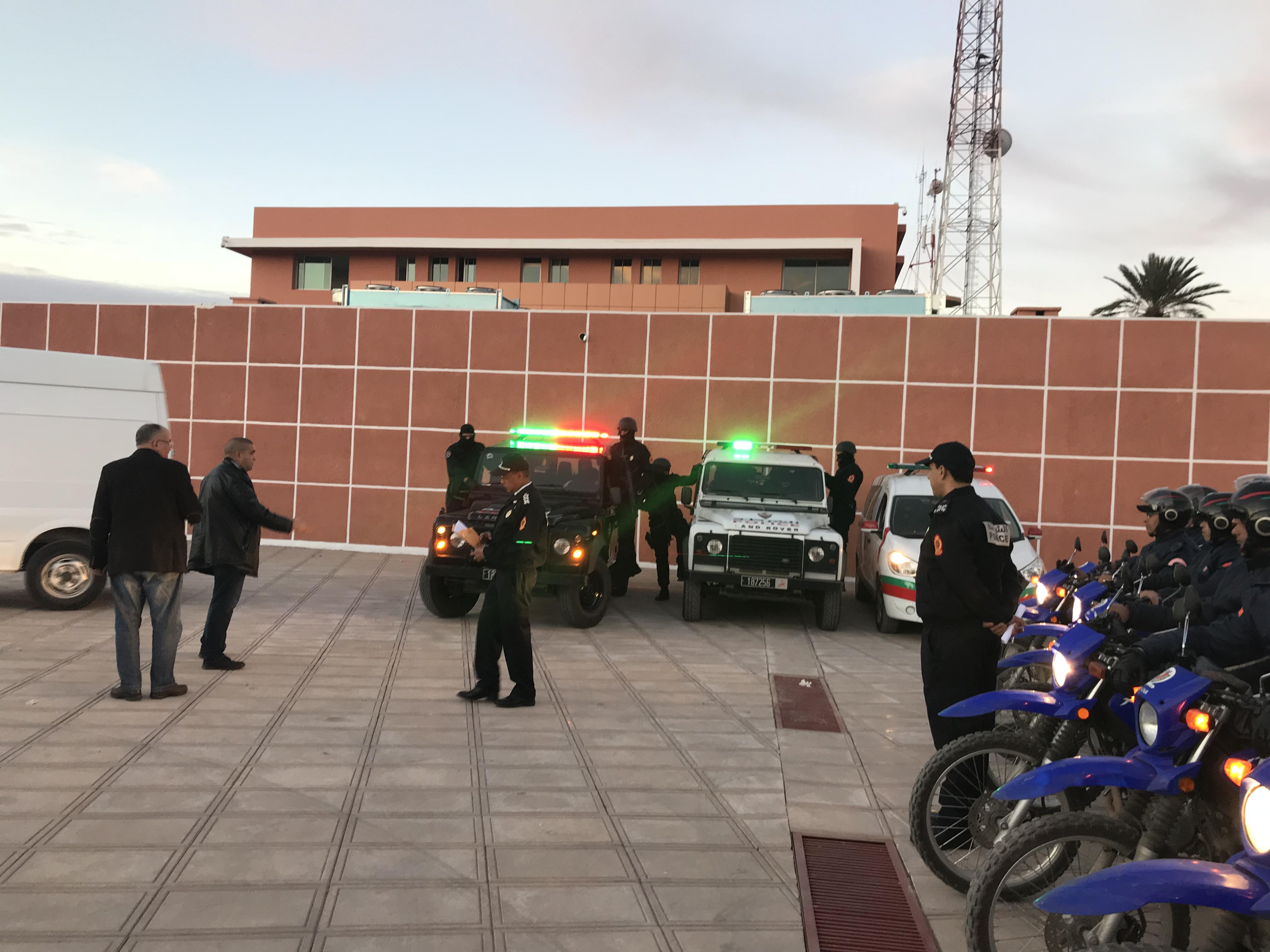 Moroccan Special Forces/Forces spéciales marocaines  :Videos et Photos : BCIJ, Gendarmerie Royale ,  - Page 12 58A8A655-95A9-44A3-83AB-417AC85500C5