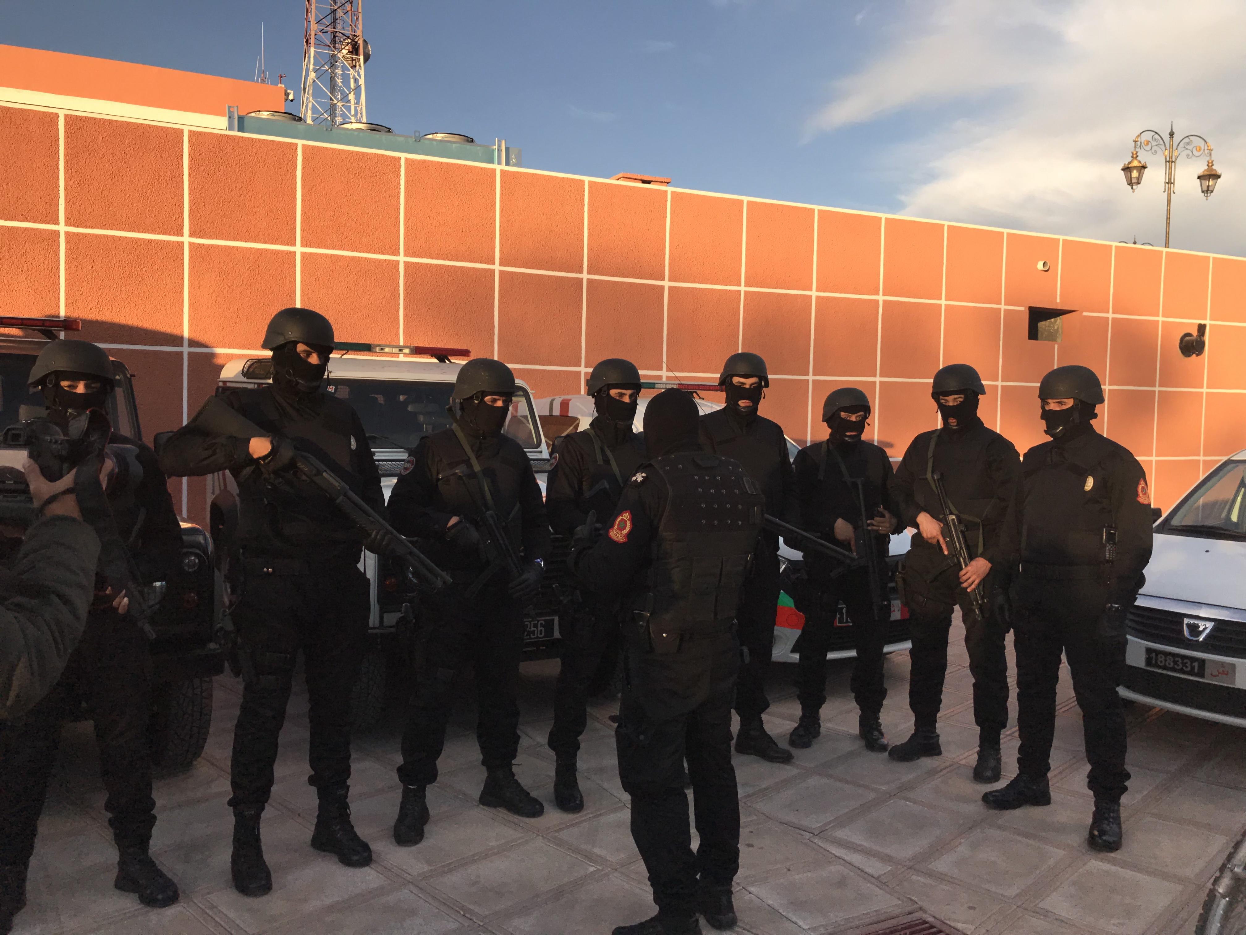 Moroccan Special Forces/Forces spéciales marocaines  :Videos et Photos : BCIJ, Gendarmerie Royale ,  - Page 12 65064CB1-463B-4001-9CDB-492DCC7CFB93