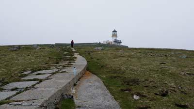 The Mysterious Lighthouse of Eilean Mór 2