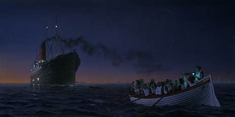 Vos peintures préférées de Ken Marschall Dawn_T1972c_KM_carpathia