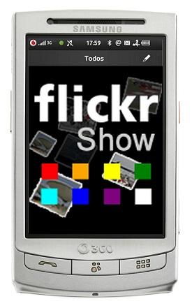 Português vence concurso internacional: App Star App-FlickrShow-kerodicas