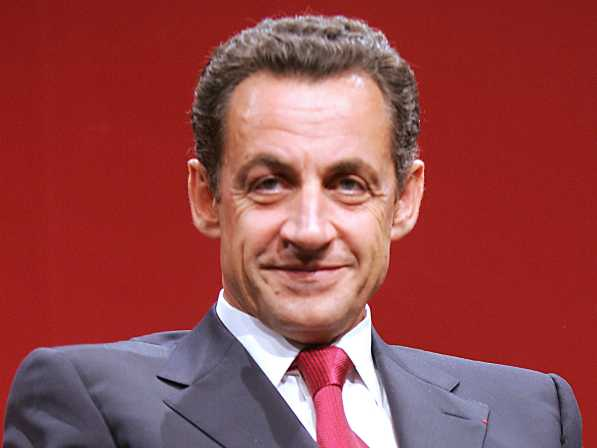 Sarkozy é vítima do Google Bomb NicolasSarkozy1