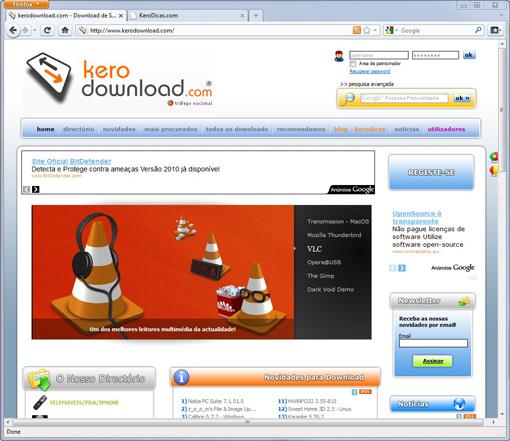 Mozilla Firefox 4.0 Beta 5 39107