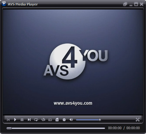 AVS Media Player 4.1.2.65 39188