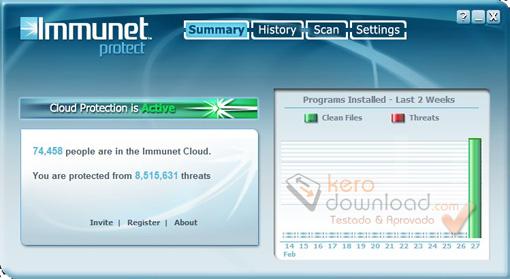 Immunet Protect 2.0.15.12  40181