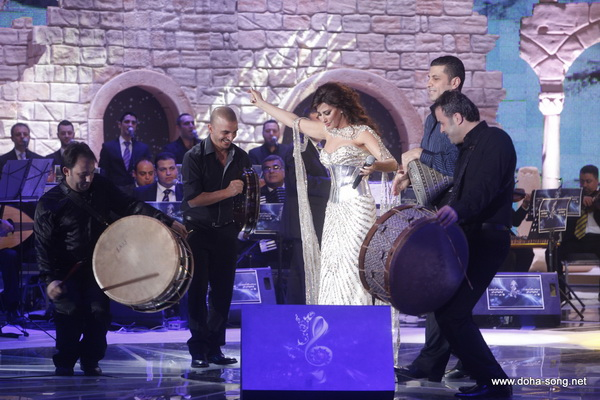 من مهرجان الاغنية العاشر ~~ الدوحة MG_2539