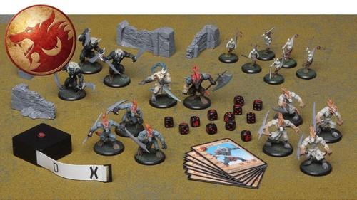 Liste d'armée Wolfen (faction Seigneurs de la Nature) Confrontation%20-%20Army%20Box%20Wolfen%20-%20Contenu