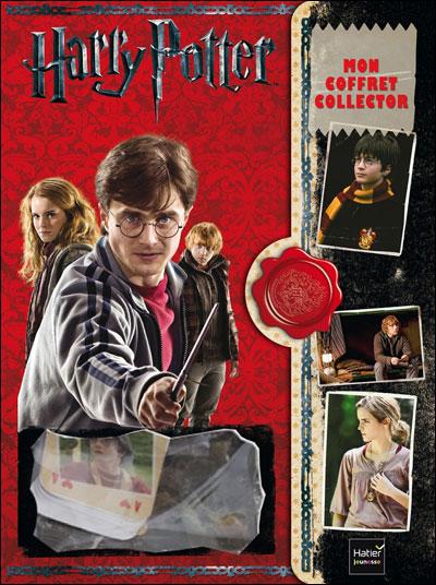 Coffret de goodies pour les fêtes HarrycoffretHatier