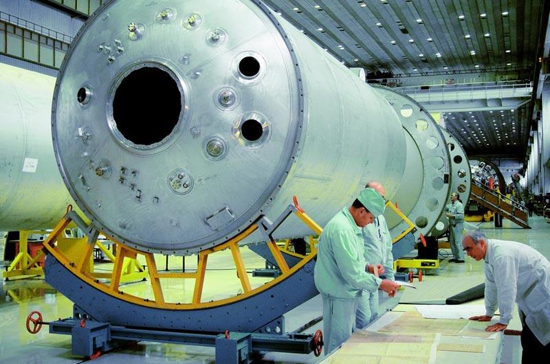 Next Generation Rocket Angara: News 1223520945