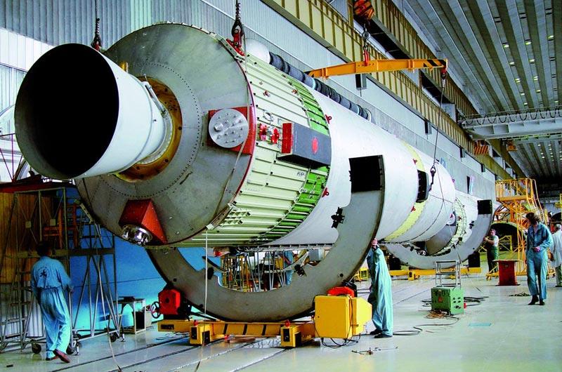 Next Generation Rocket Angara: News 1223520954