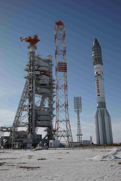 Lancement Proton-M / SES-4 - 14 février 2012 [Succès] 3A3U1315s