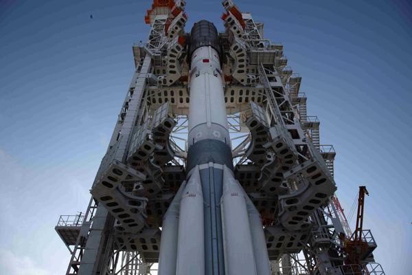 Lancement Proton-M / SES-4 - 14 février 2012 [Succès] 3A3U1335s