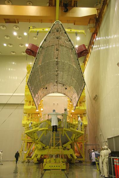 Lancement Proton-M / Intelsat 16 - 12 février 2010 3A3U3111_1_1