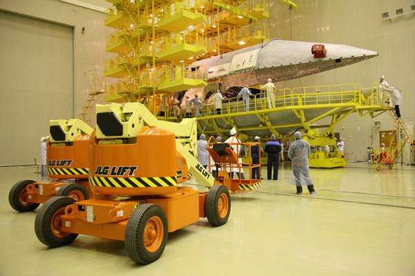 Lancement Proton-M / Intelsat 16 - 12 février 2010 3A3U3123_1
