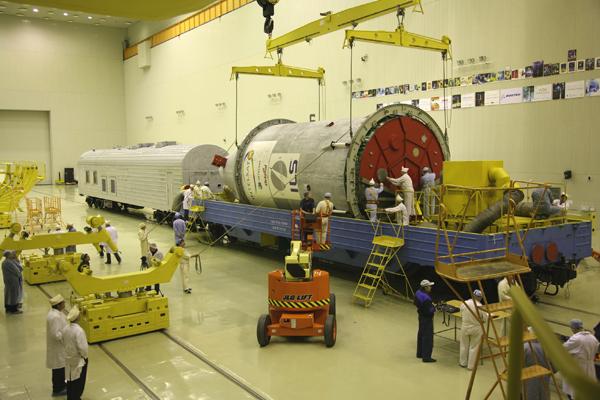 Lancement Proton-M / Intelsat 16 - 12 février 2010 3A3U3266_1
