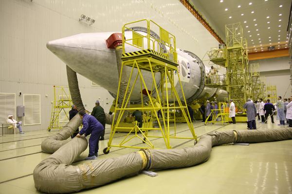 Lancement Proton-M / Intelsat 16 - 12 février 2010 3A3U3337-1