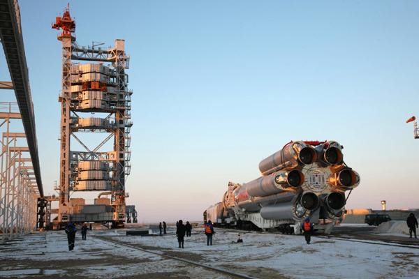 Lancement Proton-M / Intelsat 16 - 12 février 2010 3A3U3539_R