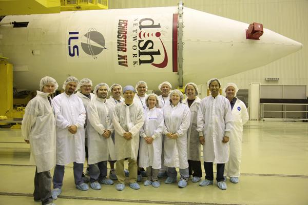 Lancement Proton-M / EchoStar-15 - 10 juillet 2010 3A3U8125sm