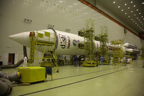 Lancement Proton-M / EchoStar-15 - 10 juillet 2010 3A3U8335_0207S