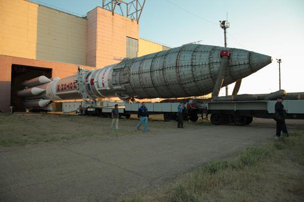 Lancement Proton-M / EchoStar-15 - 10 juillet 2010 3A3U8582s