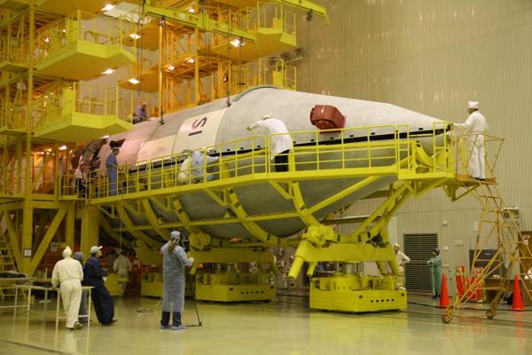 Lancement Proton-M Briz-M / SES-1 (24/04/2010) AMC-10