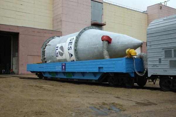Lancement Proton-M Briz-M / SES-1 (24/04/2010) AMC-14