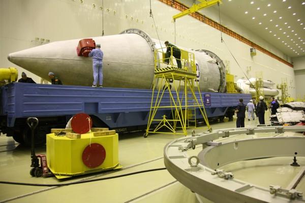 Lancement Proton-M Briz-M / SES-1 (24/04/2010) AMC-15
