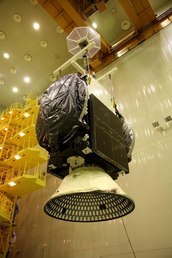 Lancement Proton-M Briz-M / SES-1 (24/04/2010) AMC-2