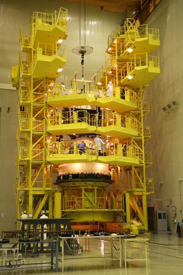 Lancement Proton-M Briz-M / SES-1 (24/04/2010) AMC-4