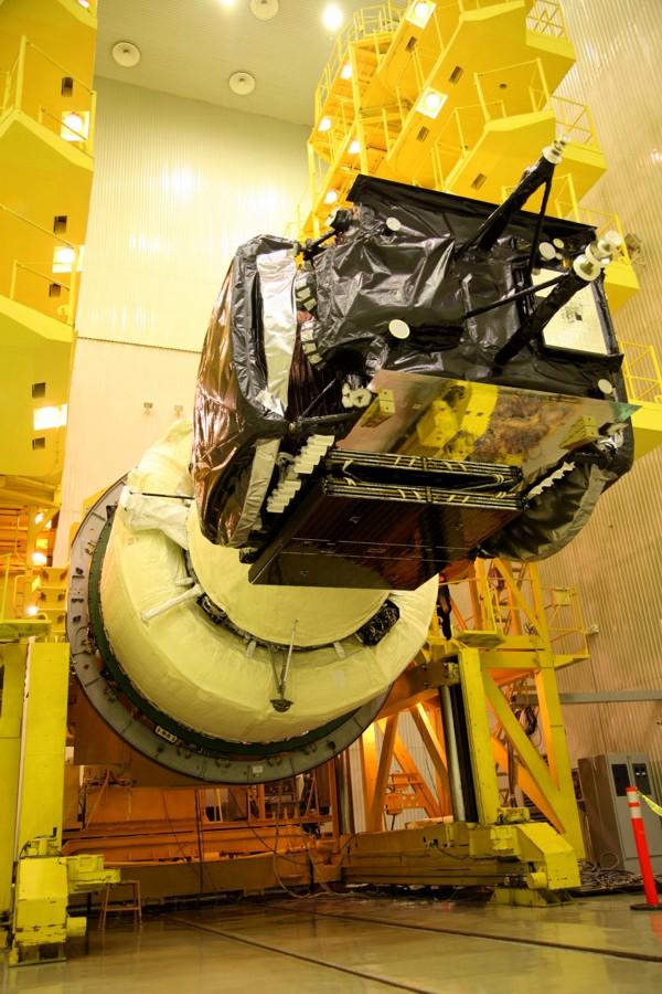 Lancement Proton-M Briz-M / SES-1 (24/04/2010) AMC-9