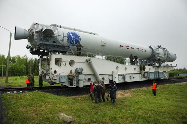 """Новейшая российская ракета-носитель """"Ангара"""" будет использоваться только в мирных целях Ang25062014_4"""