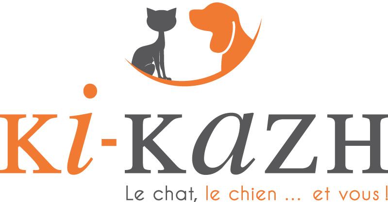 Ki-Kazh -     5% de remise sur l'alimentation pour nos adhérents - bons de réduction pour nos adoptants Logo
