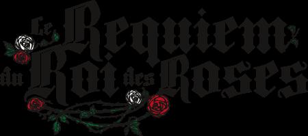 [MANGA] Le Requiem du Roi des Roses (Baraou no Souretsu) ~ Logo-LeRequiem