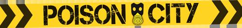 [MANGA] Poison City (Yuugai Toshi) ~ Logo-PoisonCity