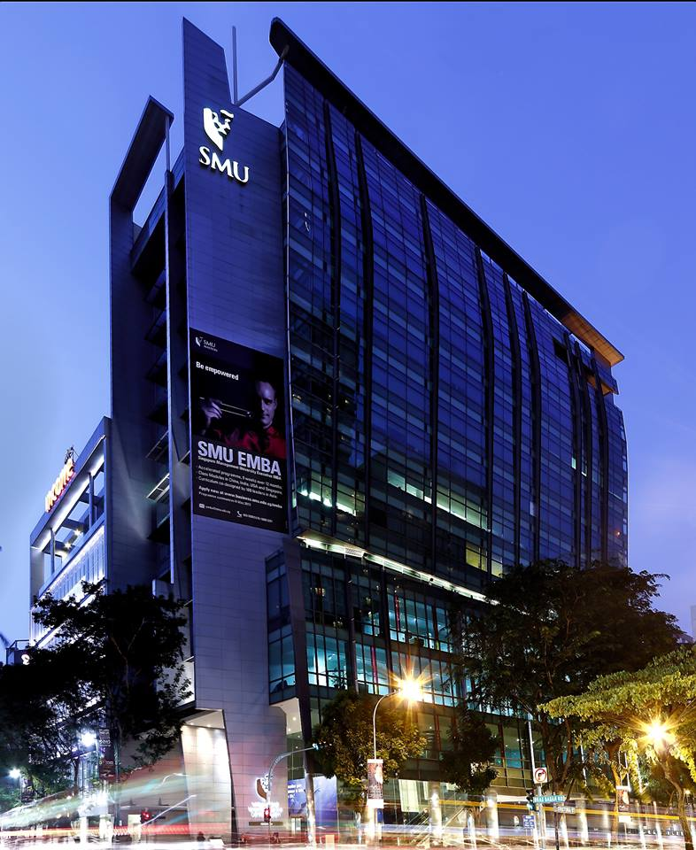 Khởi tạo sự khác biệt cho tương lai của bạn tại ĐH Quản Lý Singapore(SMU) SMU-1