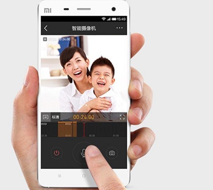 Camera IP Xiaomi YI bản xem ngày đêm, tiếng việt, thời gian tua chính xác, độc quyền của xiaomi vietnam Xiaoyixiaomimphinbnmynhcameraq